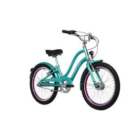 Electra Townie 3i EQ - Vélo enfant - rose/turquoise